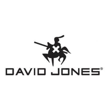 David Jones: A David Jones fő profilja a női kézitáskák, válltáskák és hátitáskák gyártása és értékesítése.
