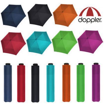 Doppler: Az osztrák Doppler céget Európa legnagyobb minőségi esernyőgyártójaként tartják számon.