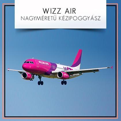 Wizz air kézipoggyász: A WIZZ járataira 2017 október 29-e után minden utas az alábbiakat hozhatja magával.