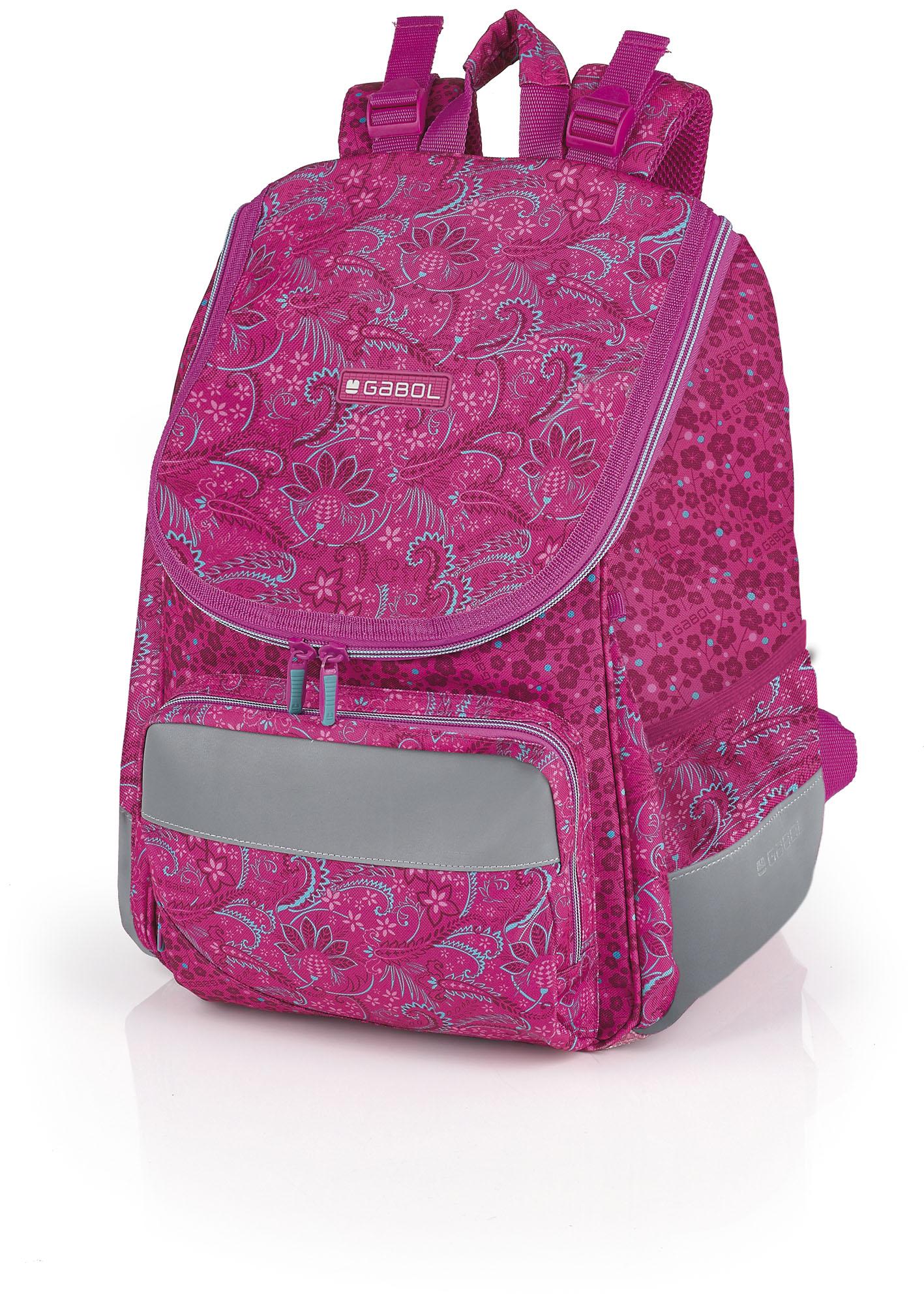 1607015d4093 Gabol Style Rózsaszín Gyerek Hátizsák