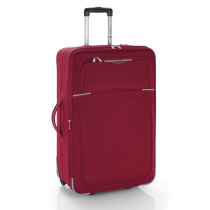Gabol Malasia 2 kerék 76 cm Piros Unisex Bőrönd