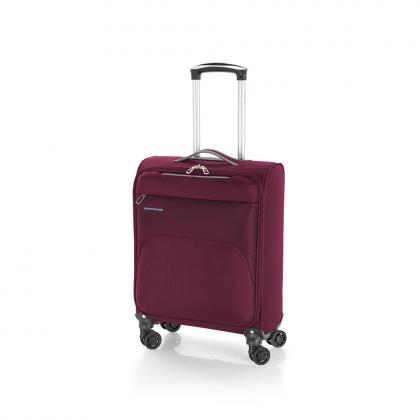 Gabol Zambia kabin Bordó Unisex Bőrönd