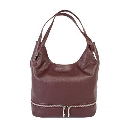 Bags and more Ariana Burgundi Női Divattáska