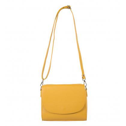 Bags and more Armella Ősz sárga Női Váll és oldaltáska