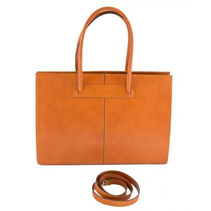 Bags and more Carolina Narancssárga Női Válltáska