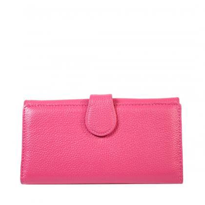 Bags and more Cintia  Rózsaszín Női pénztárca