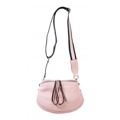 Bags and More Claire Púder Női Bőr Oldaltáska