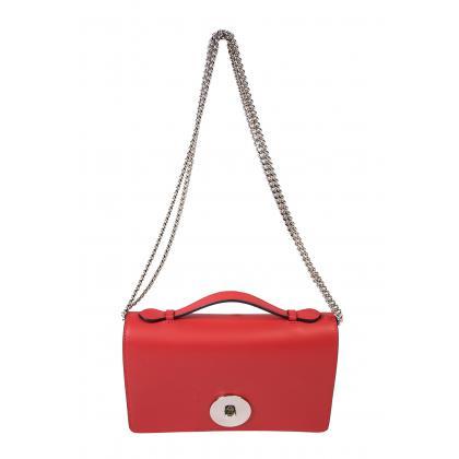 Bags and more Florenza Piros Női Oldaltáska