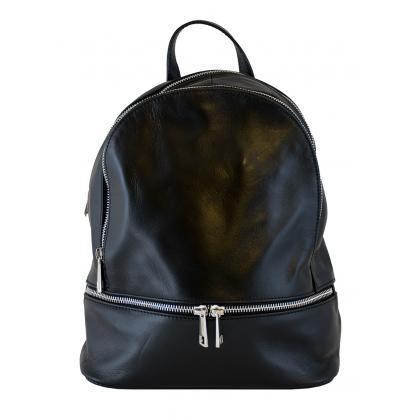 Bags and more Gisel Fekete Női Hátizsák