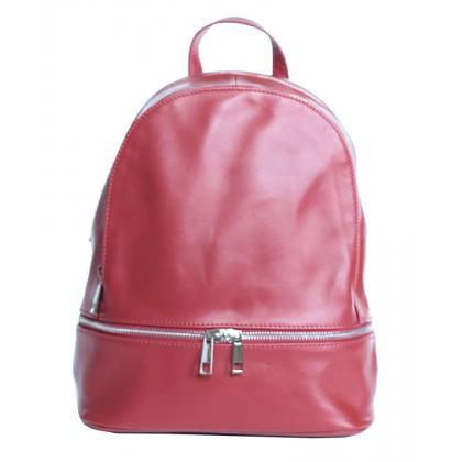 Bags and more Gisel Piros Női Hátizsák