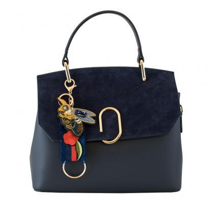 Bags and more Gratia Sötét kék Női Kézitáska