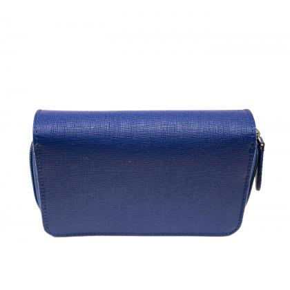 Bags and more Gretchen Kék Női Pénztárca