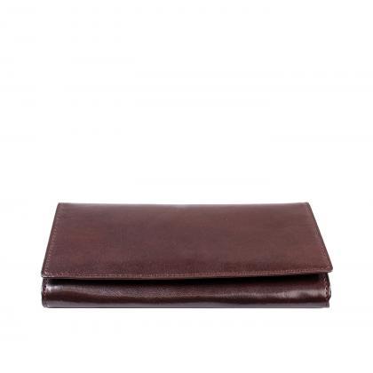 Bags and more Keira Sötét barna Női Pénztárca