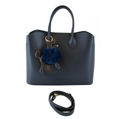 Bags and more Krisztina Sötét kék Női Kézitáska