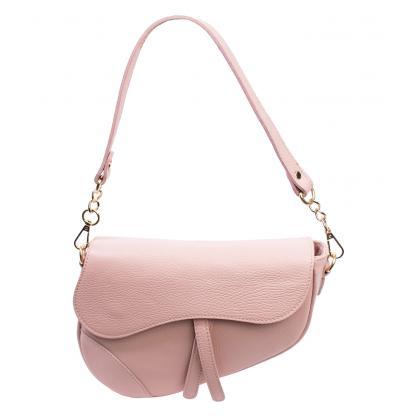 Bags and More Linda Púder Női Bőr Válltáska