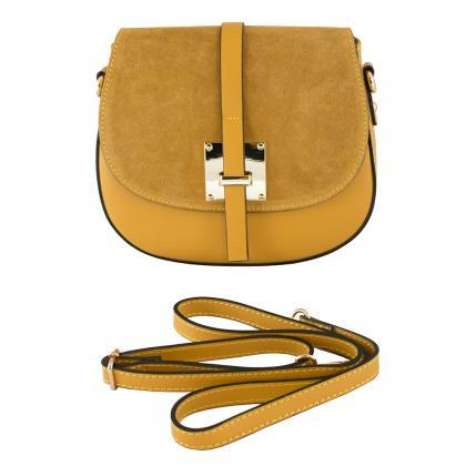 Bags and more Lucilla Ősz sárga Női Oldaltáska