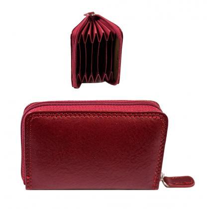Bags and more Oprah Piros Unisex Pénztárca