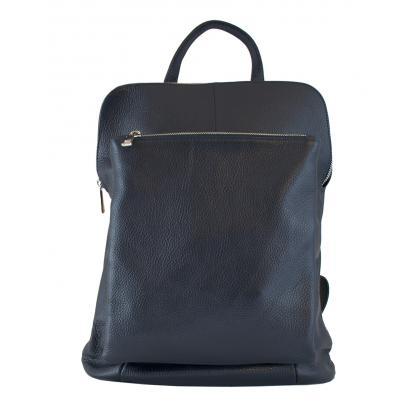 Bags and more Vectra Sötét kék Női Bőr Hátizsák