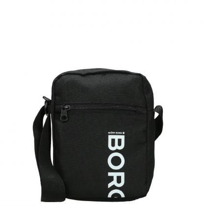 Björn Borg Core 7009-01 Brick Fekete Férfi Oldaltáska