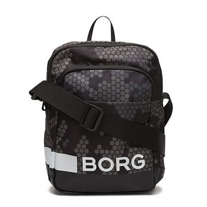 Björn Borg LARS CROSS OVER Fekete Férfi Válltáska