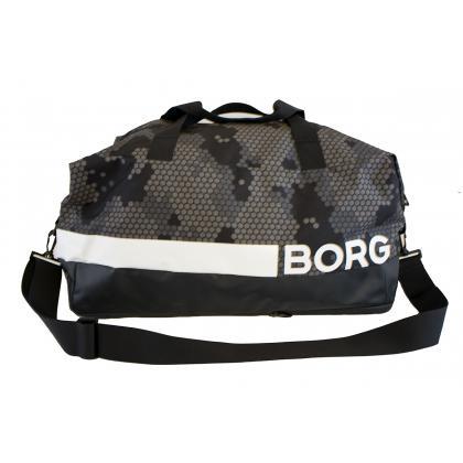 Björn Borg LARS SPORTS BAG Fekete Férfi Utazótáska