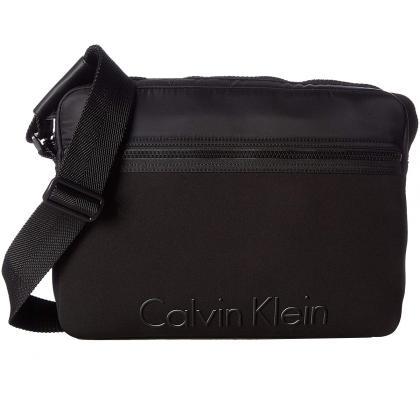Calvin Klein Alec Messenger Fekete Férfi Laptop Táska