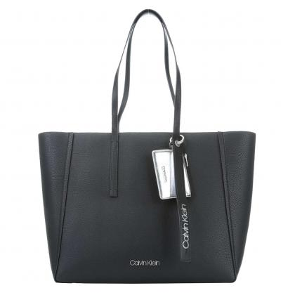 Calvin Klein CK Base Large Shopper Fekete Női Divattáska