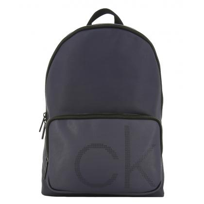 Calvin Klein CK Point Backpack Kék Férfi Hátizsák