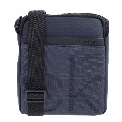 Calvin Klein CK Point Mini Report Kék Férfi Oldaltáska