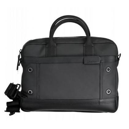 Calvin Klein Ezr4 Laptop Bag Fekete Férfi Laptoptáska