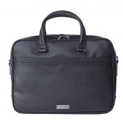Calvin Klein Laptop Bag E Power CK Fekete Férfi Notebooktáska