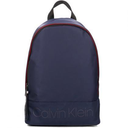 Calvin Klein Shadow Round Backpack Kék Férfi Hátizsák