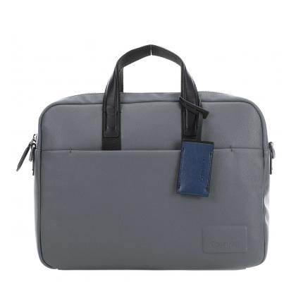 Calvin Klein Task Force 1 Gusset Szürke Férfi Laptoptáska