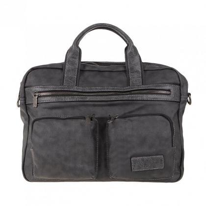 David Jones 787704 Sötét szürke Laptop táska