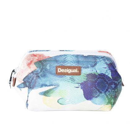 Desigual Pouch Ligero Aquarelle  Mintás Női Piperetáska
