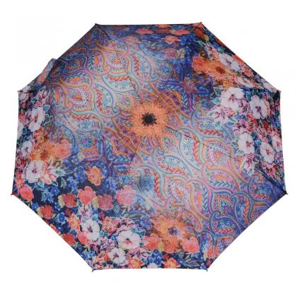 Desigual Umbrella Freya Multicolor Női Esernyő