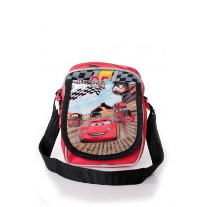 Disney Cars Piros Gyerek Válltáska