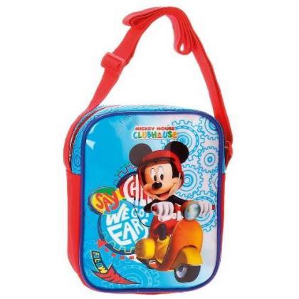 Disney Disney Mickey Vespa Piros Gyerek Oldaltáska