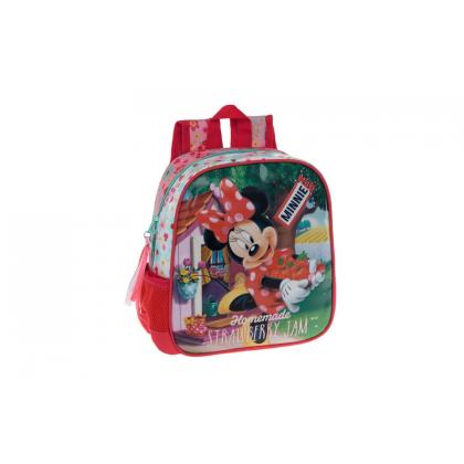 Disney Disney Minnie Strawberry Piros Gyerek Divattáska