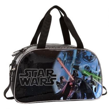 Disney Star Wars Fekete Gyerek Sporttáska