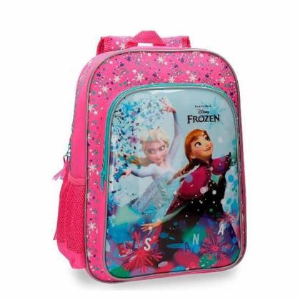 Disney Elsa Anna Lila- Rózsaszín Gyerek Hátizsák