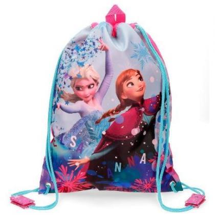Disney Frozen Rózsaszín Gyerek Tornazsák