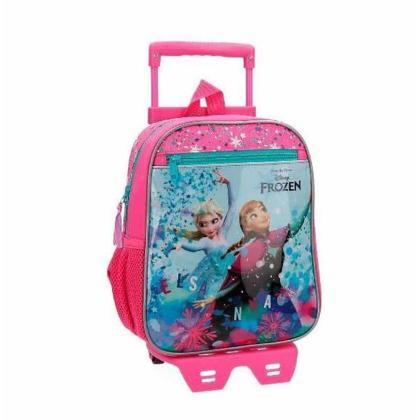 Disney Kerekes Rózsaszín Gyerek Hátizsák