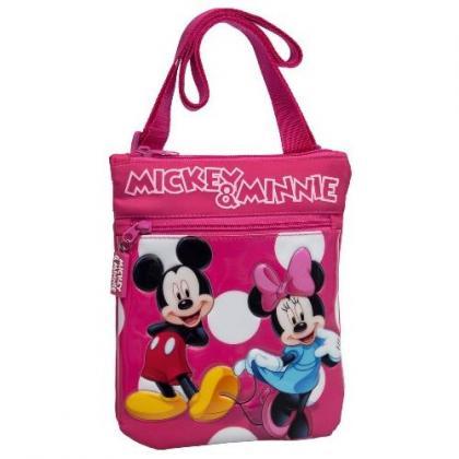 Disney Mickey and Minnie  Rózsaszín Gyerek Válltáska