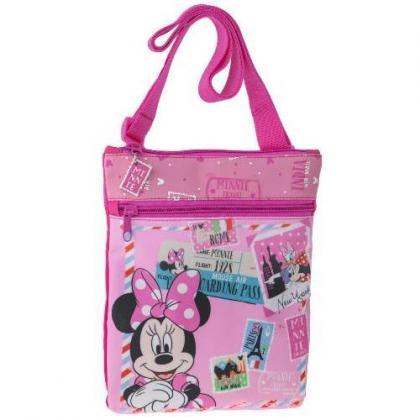 Disney Minni & Daisy Rózsaszín Gyerek Váll és oldaltáska