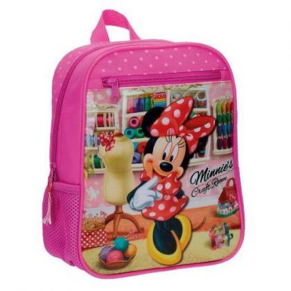 Disney Minnie Craft room Rózsaszín Gyerek Hátizsák