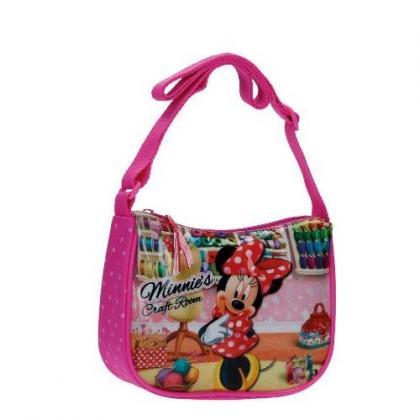 Disney Minnie Craft room Rózsaszín Gyerek Válltáska