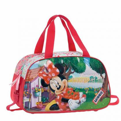 Disney Minnie Strawberry Jam Piros Gyerek Utazótáska