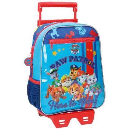 Disney Paw Patrol Kék Gyerek Kerekes hátizsák