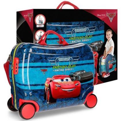 Disney Racing 4 kerekes Kék Gyerek Börönd